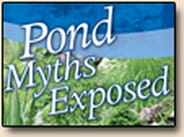 Pond Myths