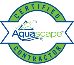 Certified Aquascape Contractor